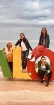 De retour de Saragosse – échanges internationaux