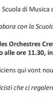 Concerto della Scuola di Musica di Fiesole