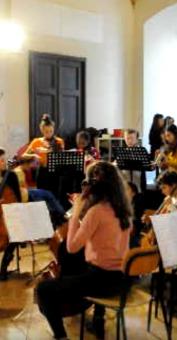 Concerto inter-CHAM